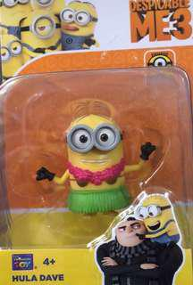 Minion despicable me toy