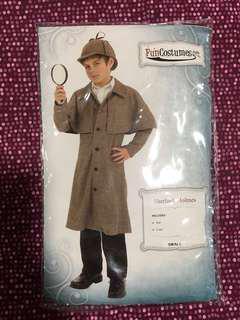 Sherlock Holmes Children Costume