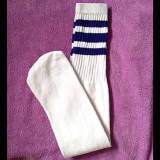 Vintage Striped Socks