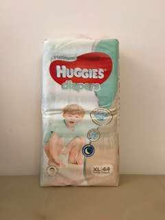 Huggies Diapers (Platinum) (XL 12-18kg)