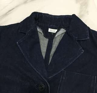 Elle Denim Jacket