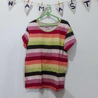 Colorful Stripes Shirt