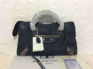 Balenciaga motorcycle satchel bag SALE
