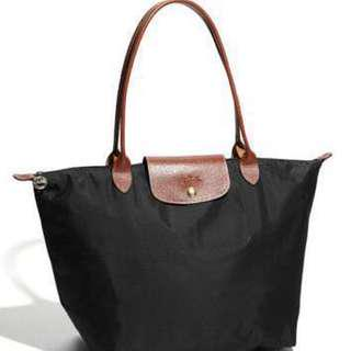 🚚 Longchamp Le Pliage Nylon Long Handle Large and Medium