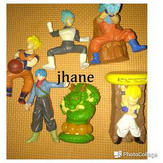 Dragonball Z Mcdo Collectibles
