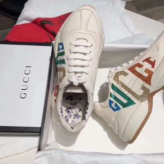 Gucci sneakers rubber shoes