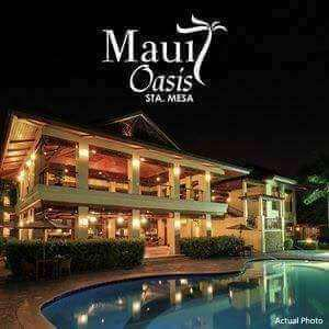 Affordable Rent To Own Condo in Sta.Mesa / MAUI OASIS near P.U.P