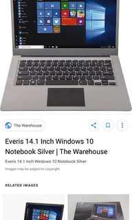 Everis laptop