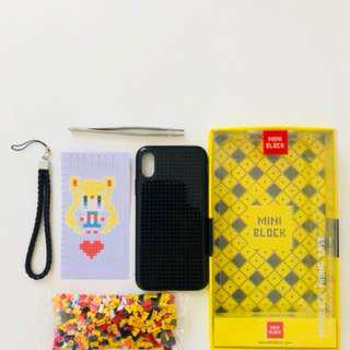 Mini blocks phone case
