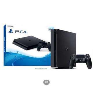 New sony PS4 500gb hdr cuh-2106a b01