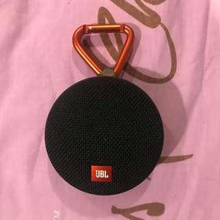 JBL clip 2 speakers