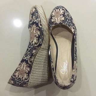 Wedges (Batik Design)