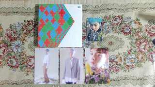 EXO CBX Blooming Days Album