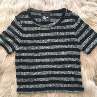 All About Eve Stripe Top