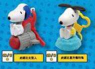 2 pcs Mc Donald Snoopy's World
