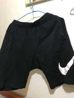 Nike Big swoosh 棉褲