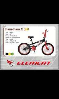 Element Pam Pam X