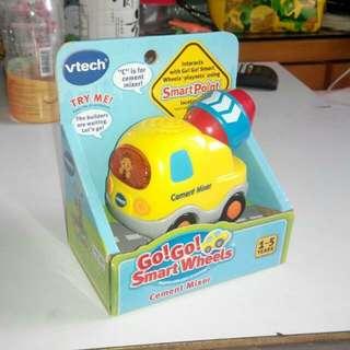 Vtech Smart Wheels聽歌學英文車仔 益智玩具 Toys  馬鞍山站或沙田站交收
