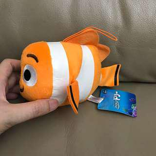 海底奇兵Nemo 毛仔公仔
