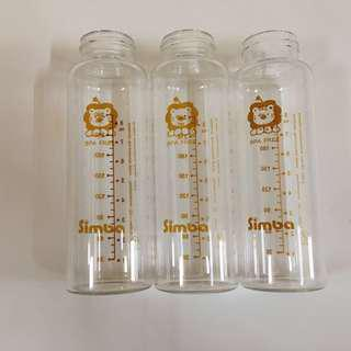 小獅王240ml標準奶瓶
