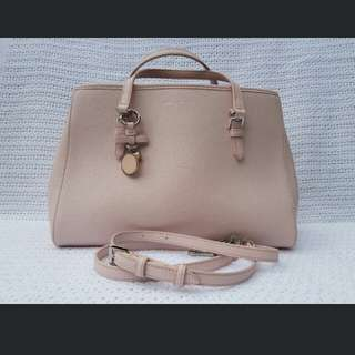 SALE ❗Charles and Keith Powder Pink Bag
