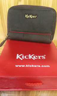 Kickers card holder with zipper (C87134-A)
