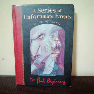 A Series of Unfortunate Events (The Bad Beginning)