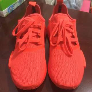4c3c694817a91d Adidas NMD R1 Solar Red
