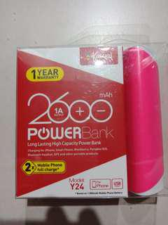 Kawai 2600 mAh Powerbank