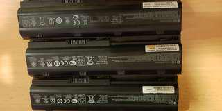 HP laptop MU06 battery