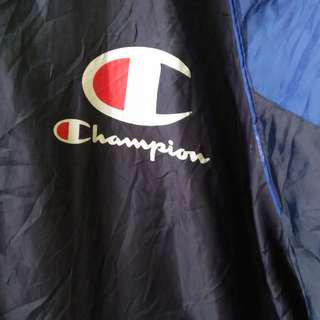 jacket CHAMPION Kain payung lv