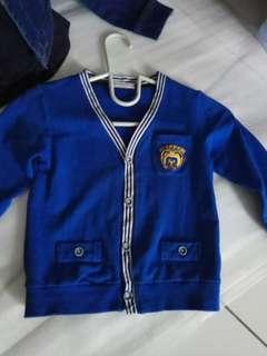 Jaket anak cowok/branded/jaket anak