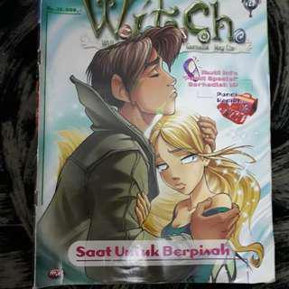 Majalah Komik W.I.T.C.H No 23