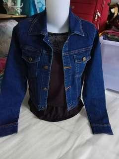 Jakry jeans/jaket wanita