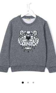 Authentic Kenzo Tiger Sweater