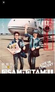 阿Sam & 阿Tam Happy together演唱會 partII