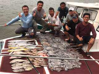 Rompin Fishing Trip (22-23 September)