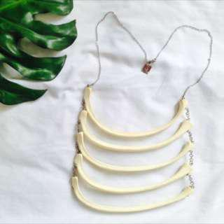 OS Accessories - Ribcage Necklace