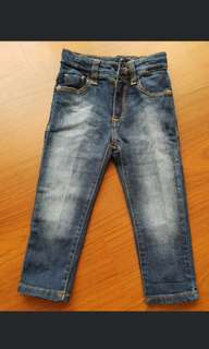 Celana jeans cool girl