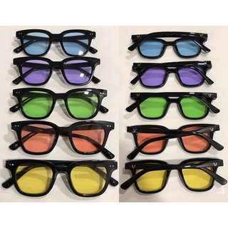 0db8e49f52597 BN Korean Gentle Monster Inspired Tinted   Colored Lens Sunglasses ...