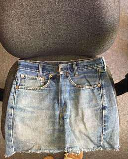 Levi's skirt size 8/10