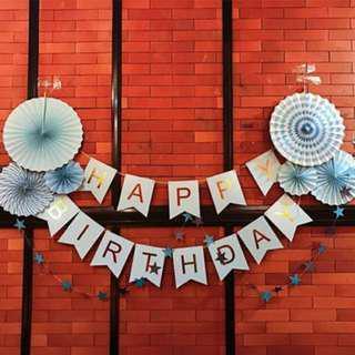 Birthday Wall Decorations