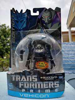 Transformers Prime 1st Edition Vehicon