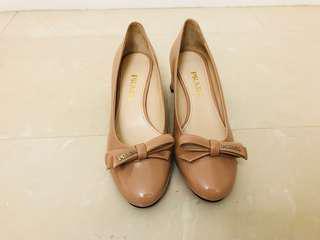 Prada Heels - Brand New - Beige