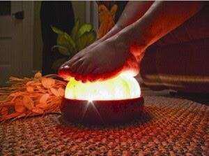 Himalayan Salt Foot Detox