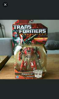 Transformers Swerve Deluxe Generations Asia Exclusive New MOSC