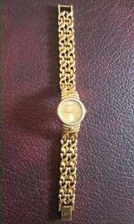 Jam tangan wanita Raymond weil original 18k