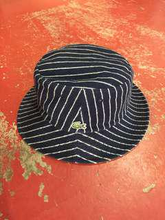 Lacoste Bucket Hat 2 in 1