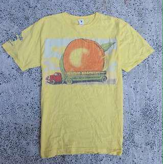 Vintage The Allman Brothers Tshirt