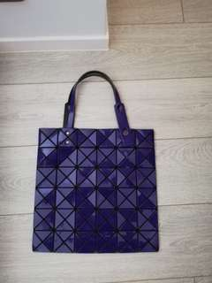 Bao Bao purple bag